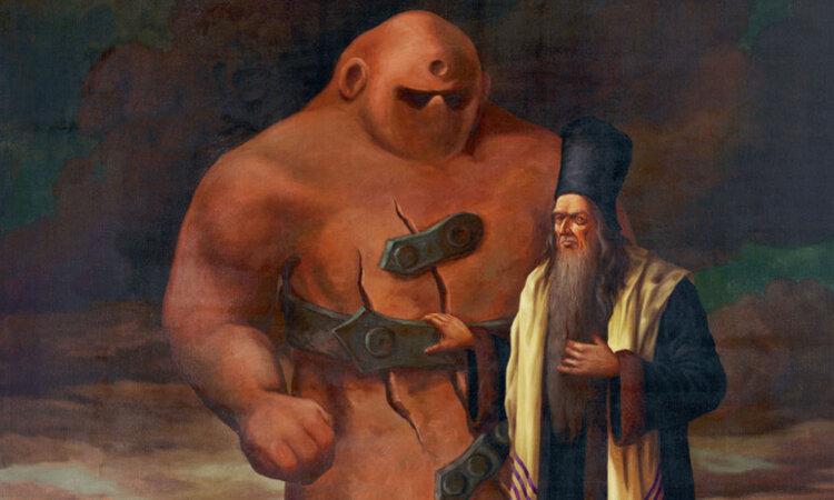 Legend of the Golem of Prague