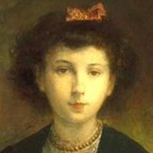 Ellen Odette Biscoffsheim painting