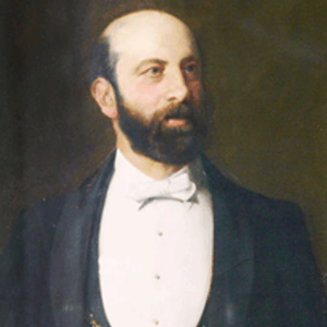 Painting of Sir Otto Jaffe