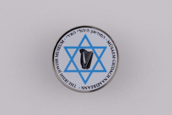 Irish Jewish Museum Lapel Pin