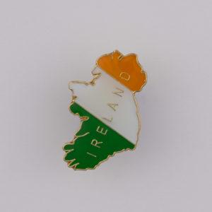 Ireland Lapel Pin