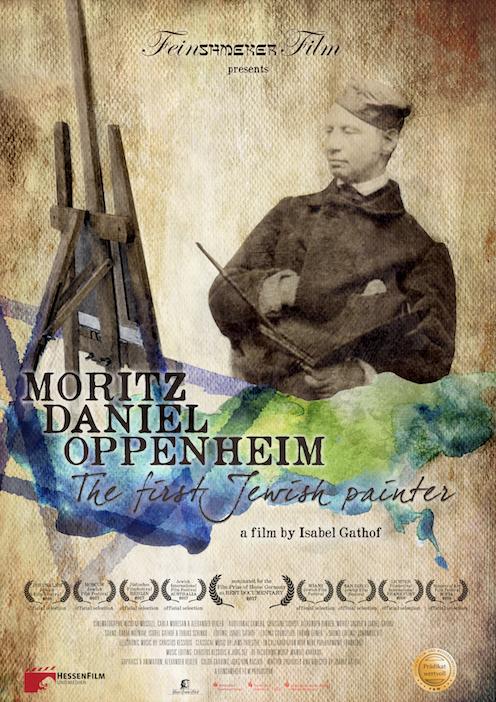 Poster for Oppenheim Event