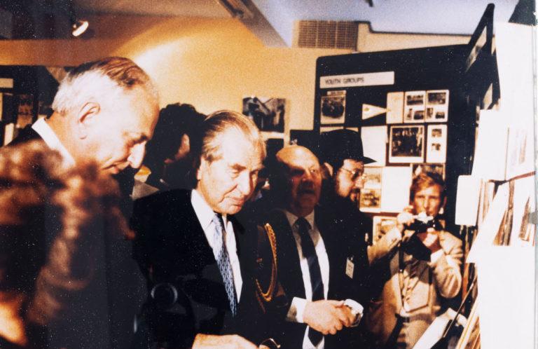 opening of the Irish Jewish Museum
