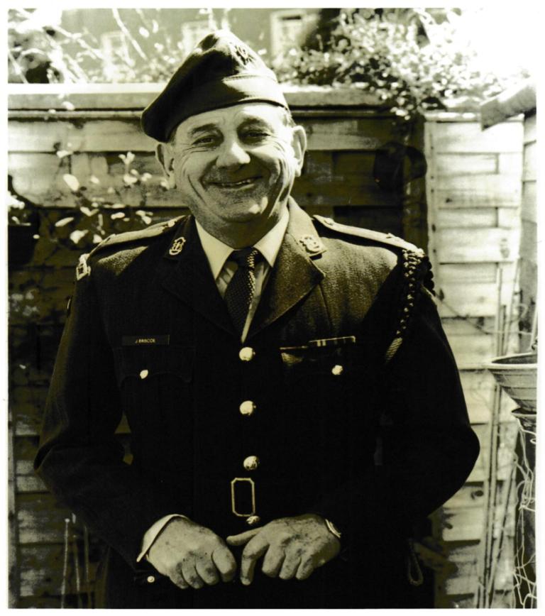 Commandant Joseph Briscoe