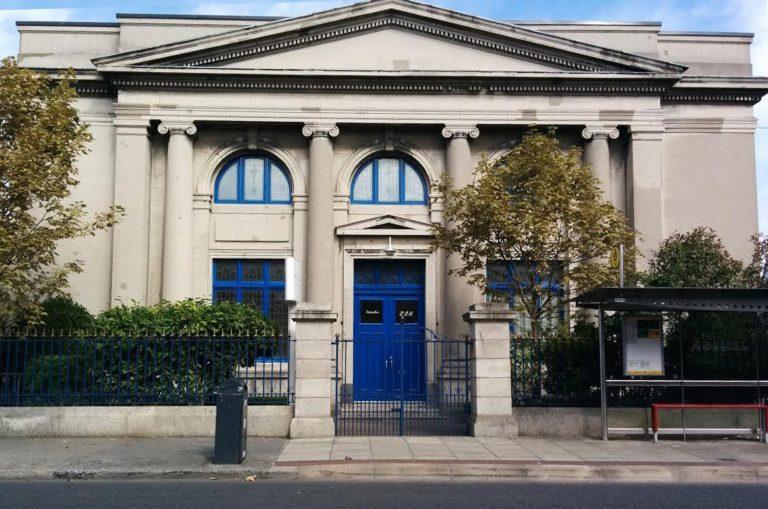 Greenville Hall Synagogue exterior