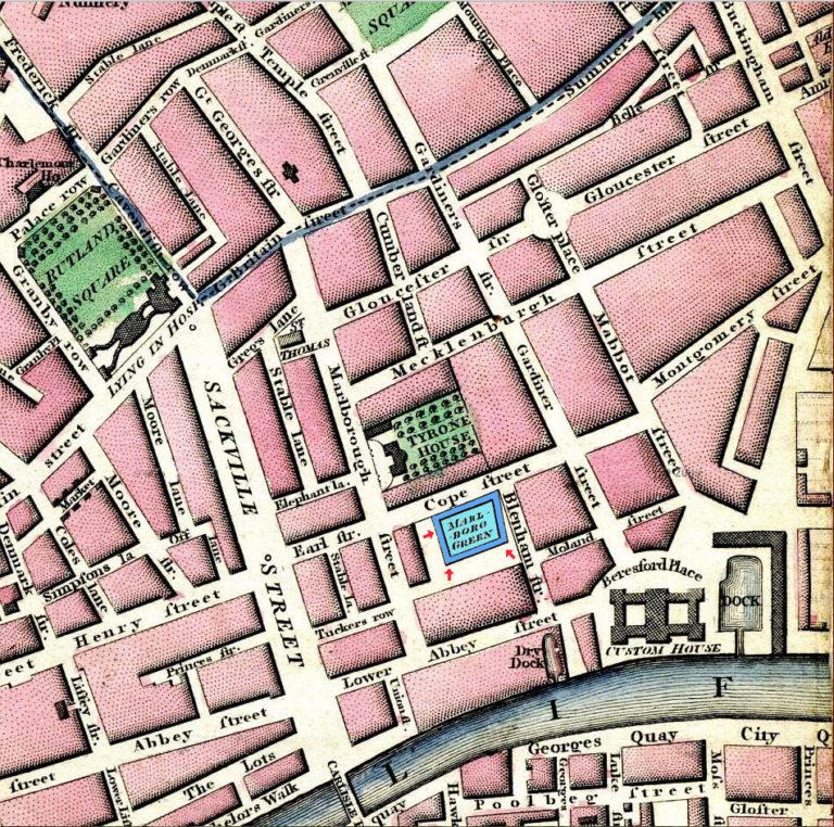 Marlborough Green Map