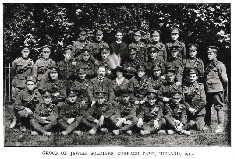 WW1 Dublin Fusiliers