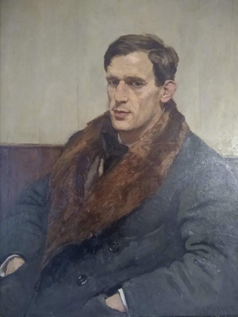 Portrait of Dr Bethel Solomons