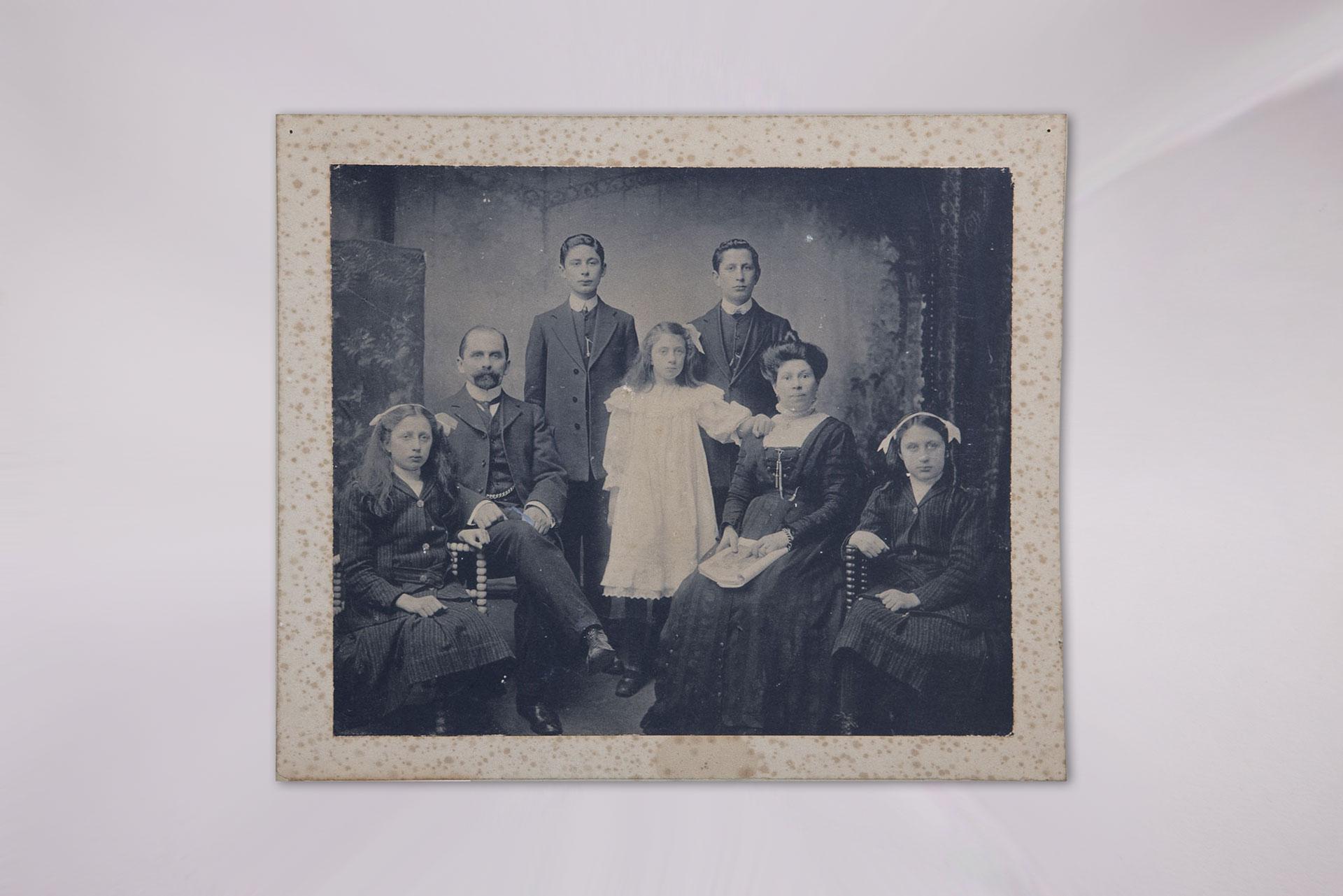 Birkhahn Family c1910