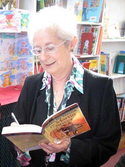 Marilyn Taylor reading 17 Martin Street