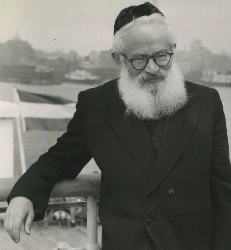 Rabbi Isaac HaLevi Herzog