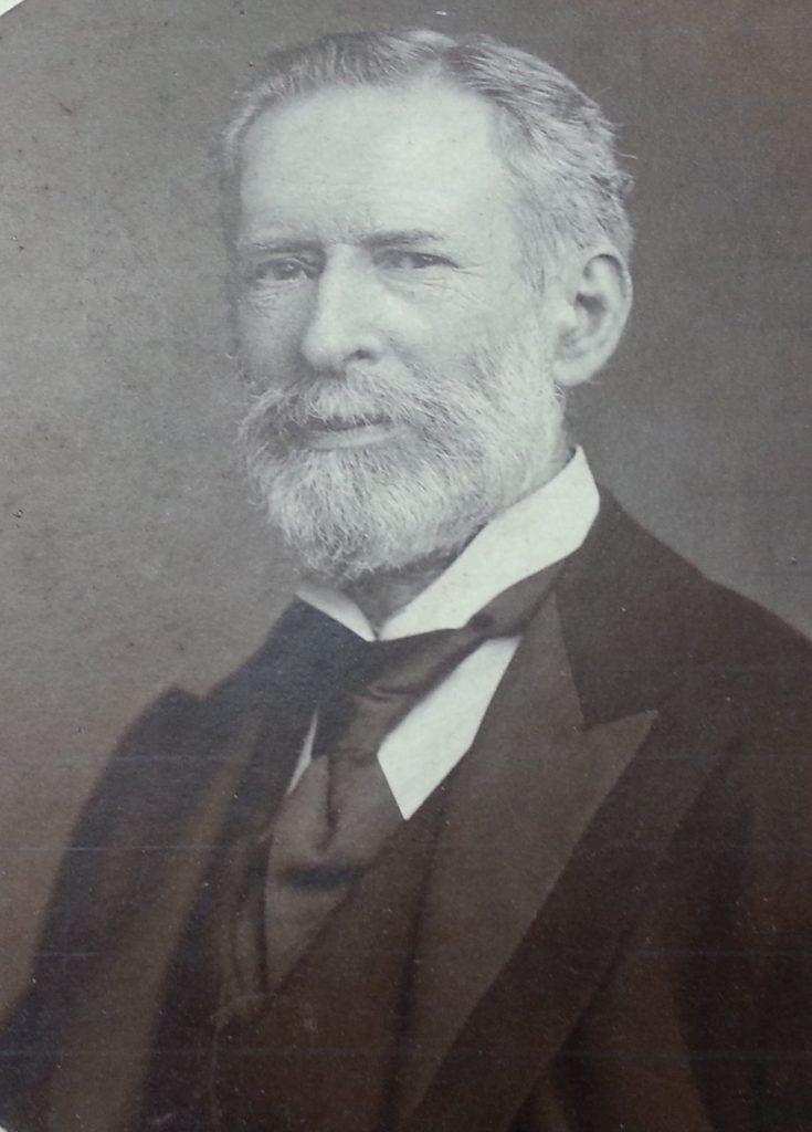 Photo of Maurice Solomons