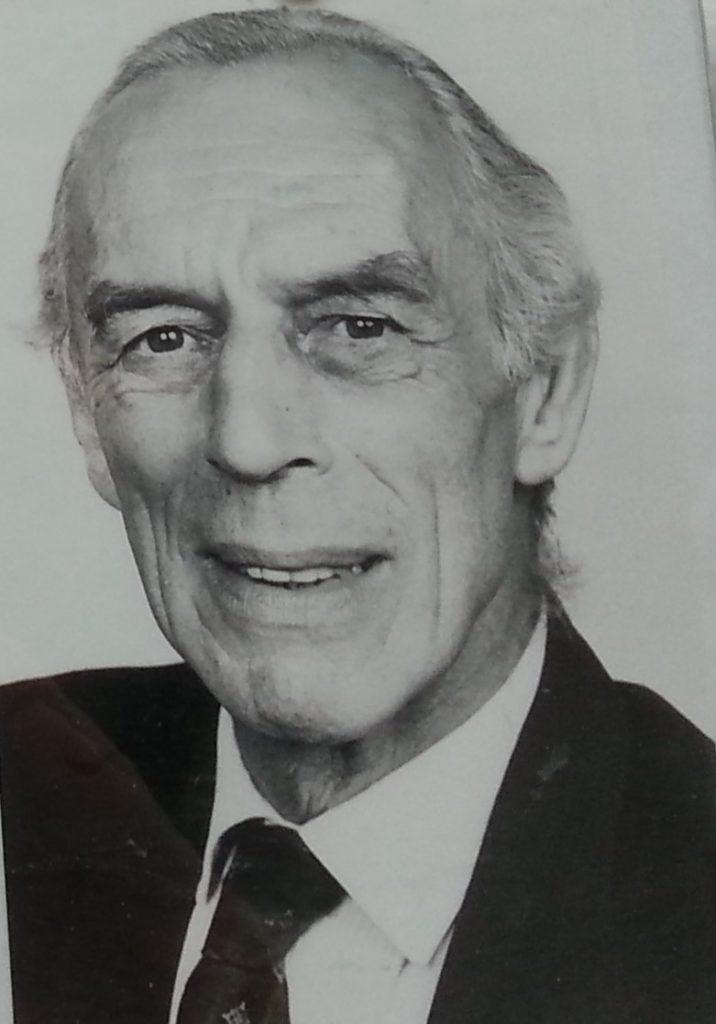 Dr Michael Solomons