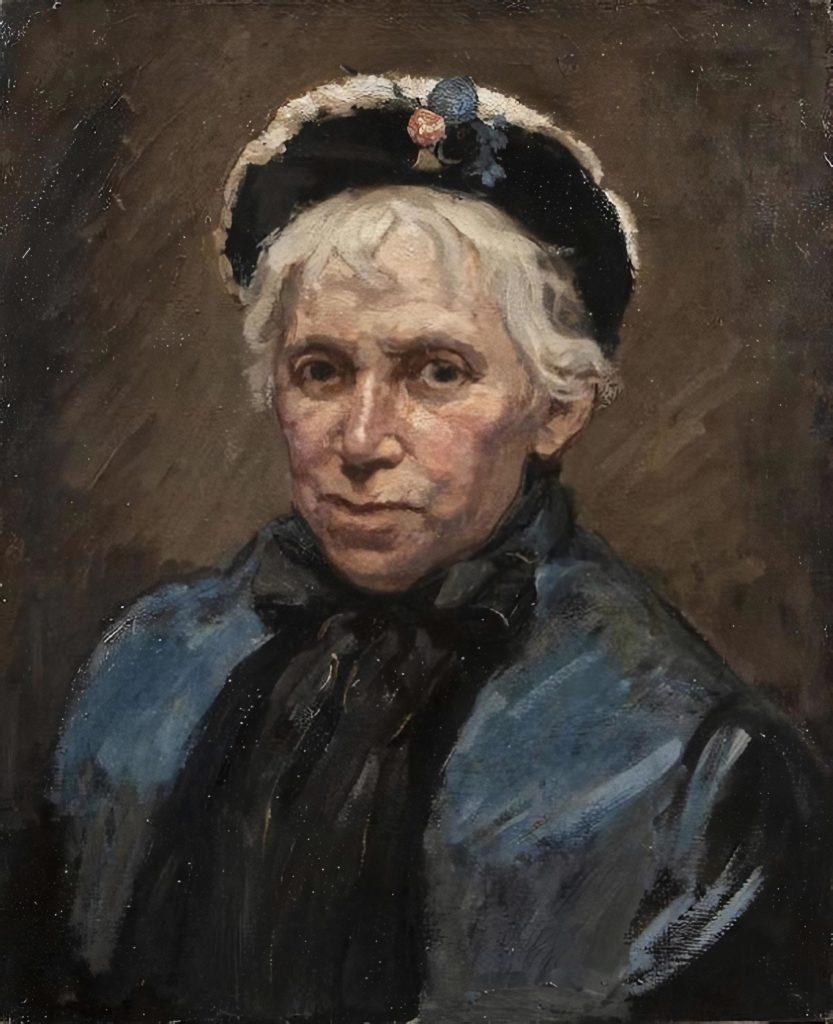 Portrait of Rosa J Solomons