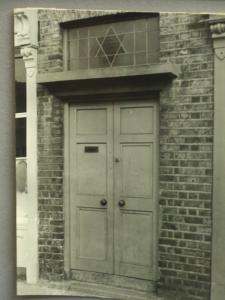 Synagogue Doorway