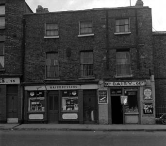 Clanbrassil Street 1963